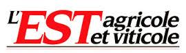 logo l'est agricole et viticole